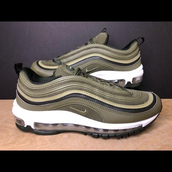 9fa2254728 Nike Shoes | Air Max 97 Olive Green 921733200 | Poshmark
